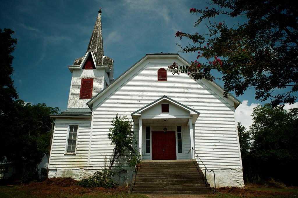 Maysville, GA (Jackson County) August 2014