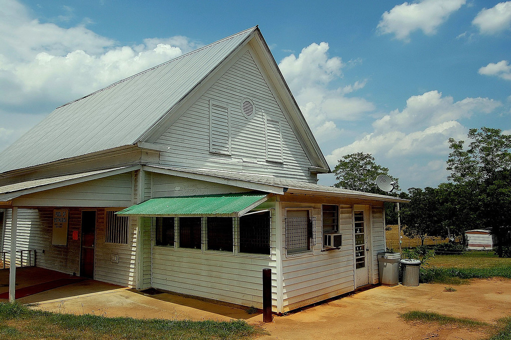 Pool Of Bethesda Holiness Church. Madison County (GA) 2007