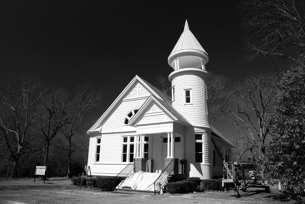 Sharon, GA (Taliaferro County) 2008