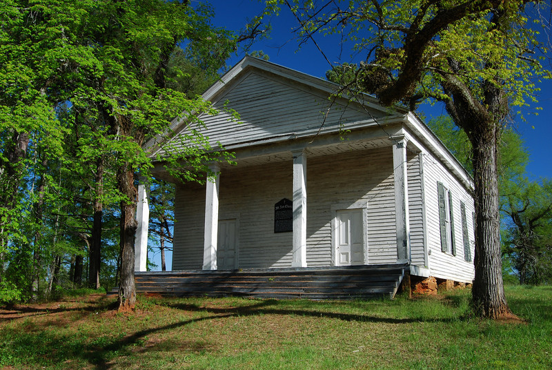 Mt.Zion Church, Hancock County (GA) 2008