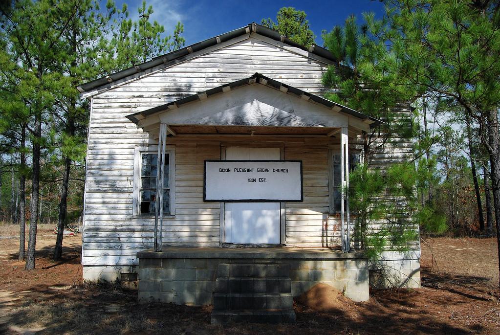 Washington County (GA) 2008
