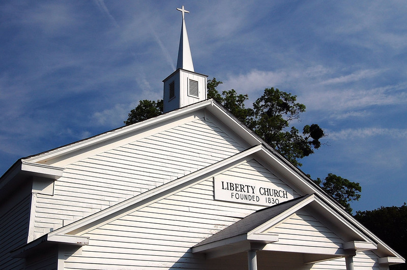 Liberty Church. Madison County (GA) 2007