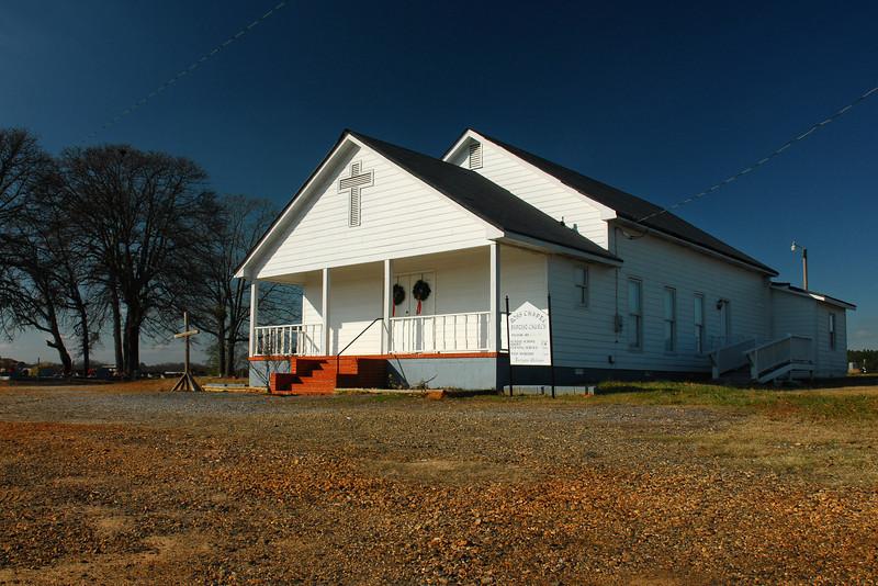 Oconee County (GA) December 2009