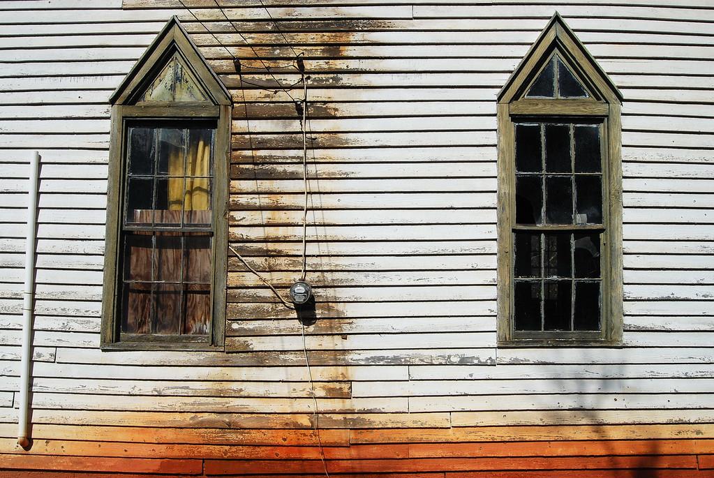Antioch Baptist Church, Taliaferro County (GA). 2008