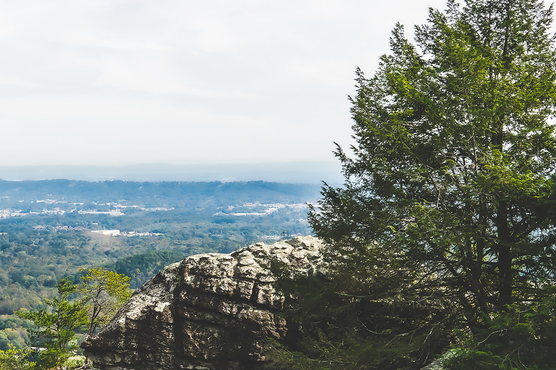 """Rock City on Lookout Mountain Georgia """"See Rock City"""""""
