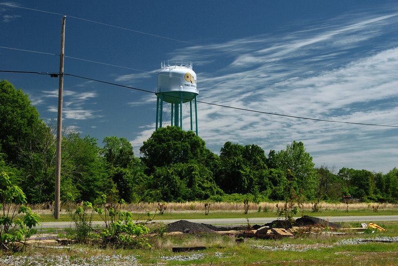 Vidalia, GA (Toombs County) 2008