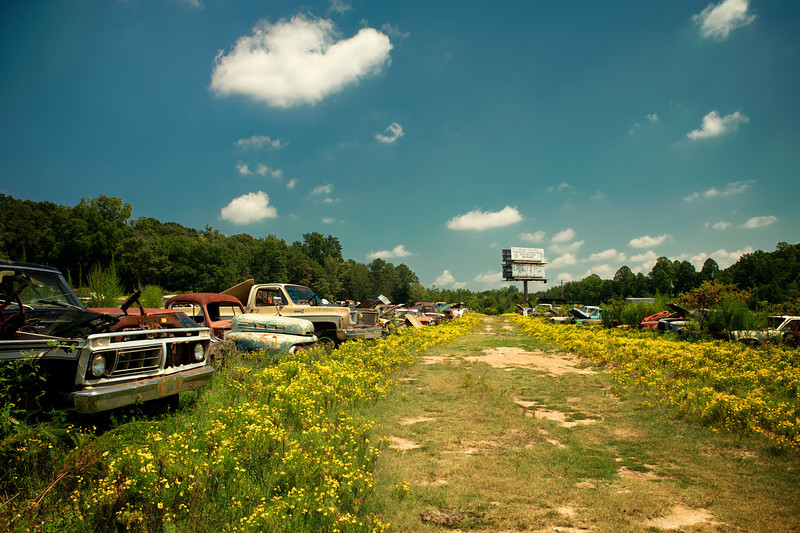 Commerce, GA (Jackson County) August 2012