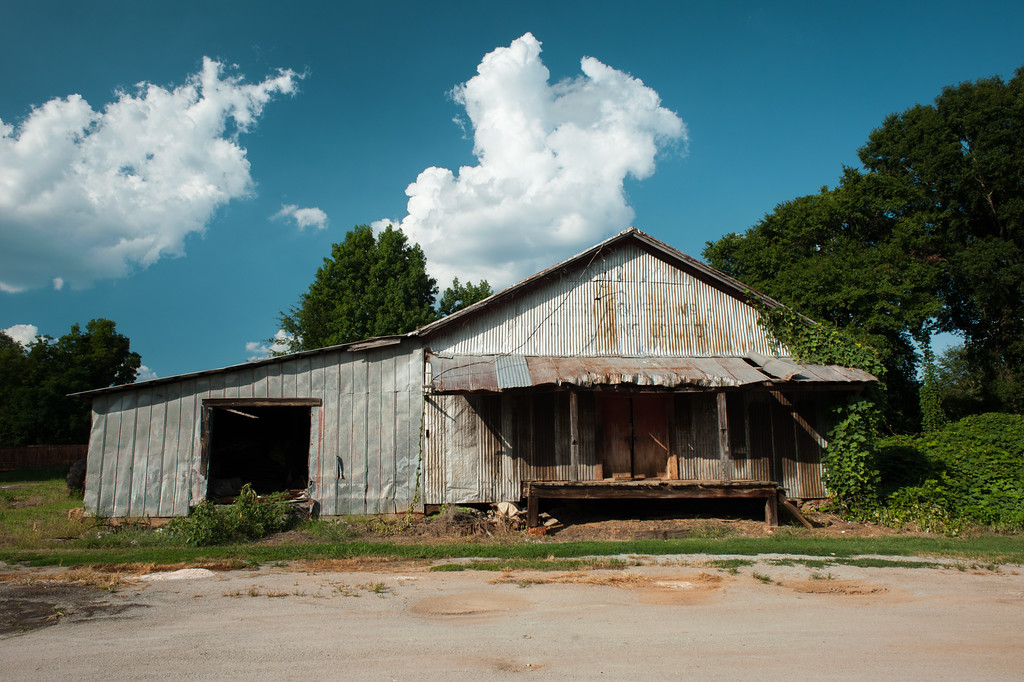 Bostwick, GA (Morgan County) August 2015
