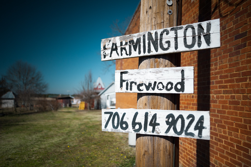 Farmington, GA (Oconee County) February 2015