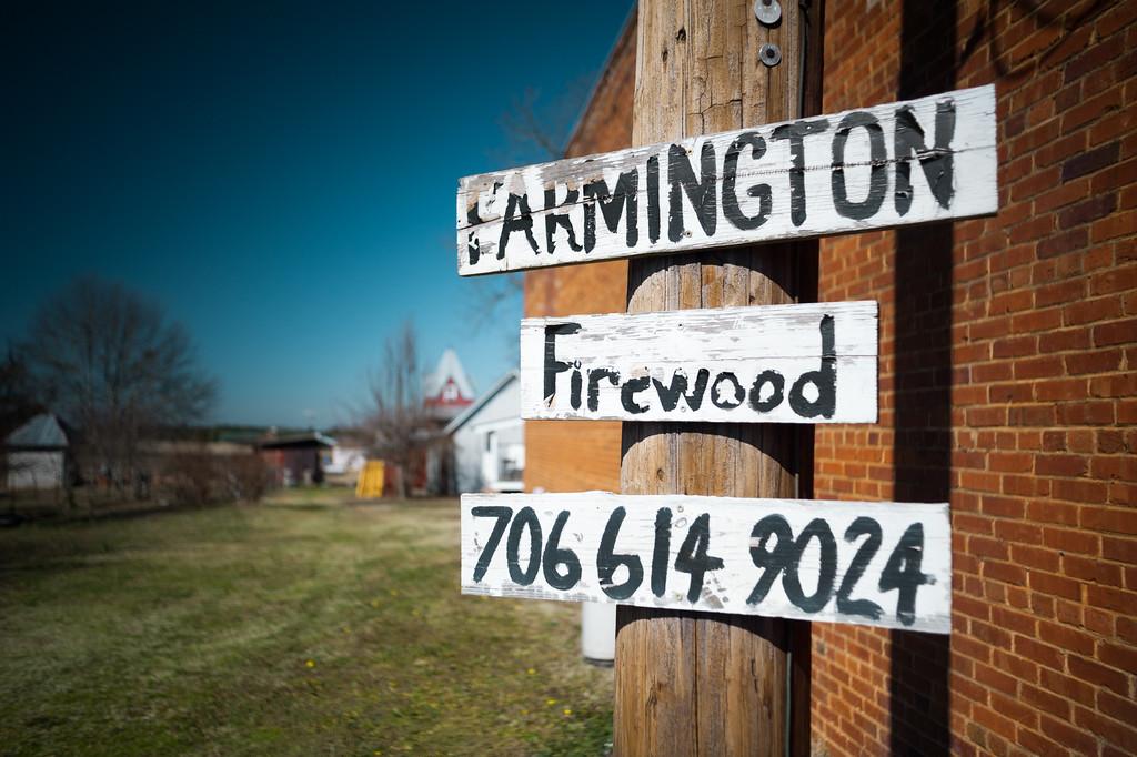 Farmington, GA (Oconee County) February 2015
