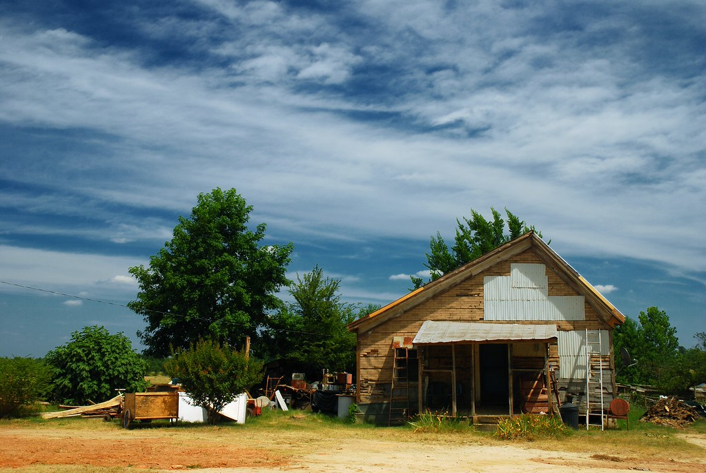 Madison County (GA) July 2009