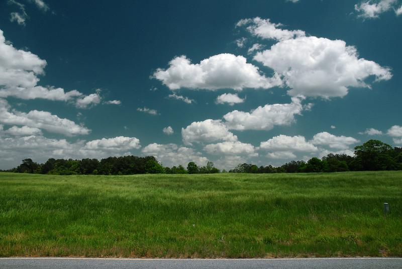 Morgan County (GA) April 2010