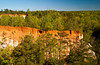 Providence Canyon, Georgia, USA, America.