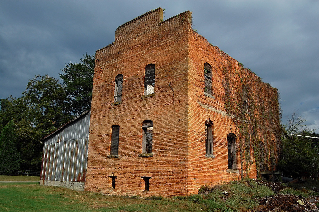 Bostwick, GA (Morgan County). 2007