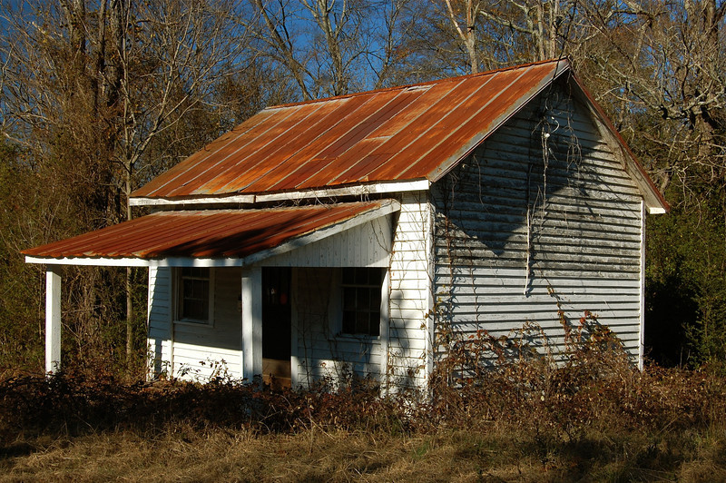 Stephens, GA (Oglethorpe County) 2007