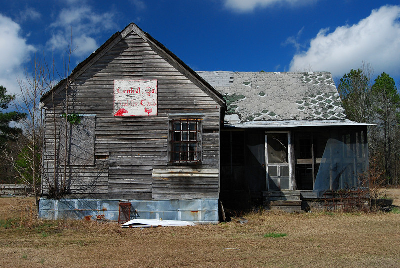 """Saddle Club"", Hancock County (GA) 2008"