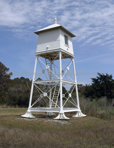 Sapelo Island Range Lighthouse