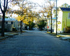 Example of Savannah's iconic brick streets