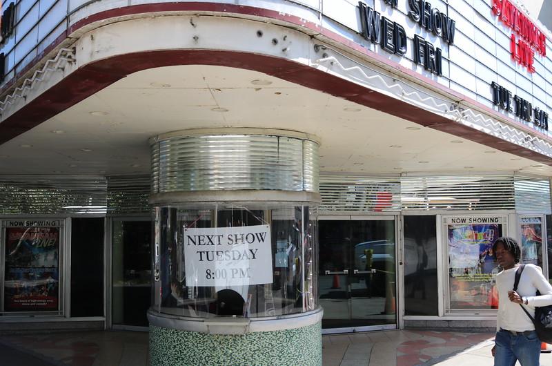 Historic Savannah Theatre