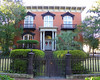 """Mercer House. Johnny Mercer is an Icon in Savannah. The movie """"Midnight in the Garden of Good and Evil"""" solidified his importance."""