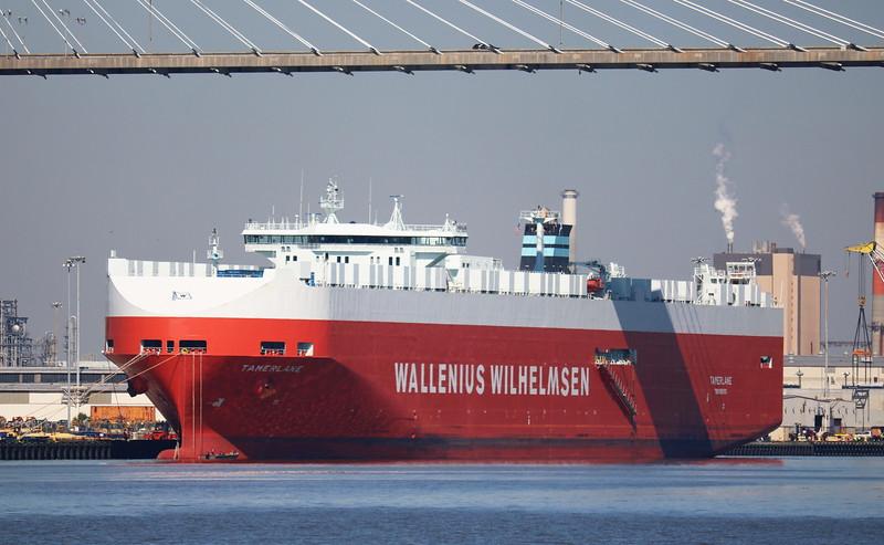 Walleniius Wilhelmsen Freighter