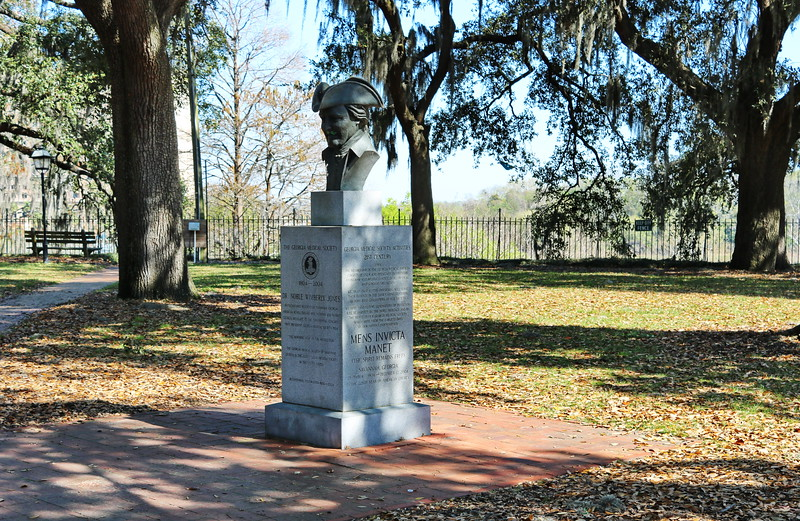 Georgia Medical Society Bicentennial Monument