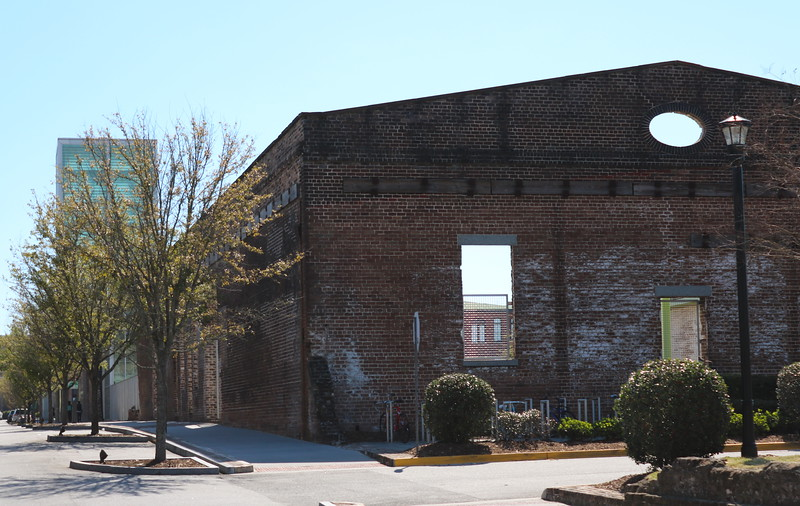 Former Cotton Warehouse
