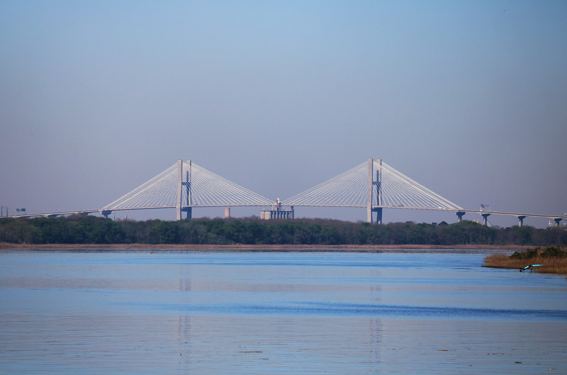 US 17 Talmadge Memorial Bridge