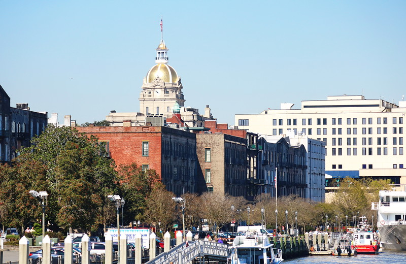 Waterfront Savannah