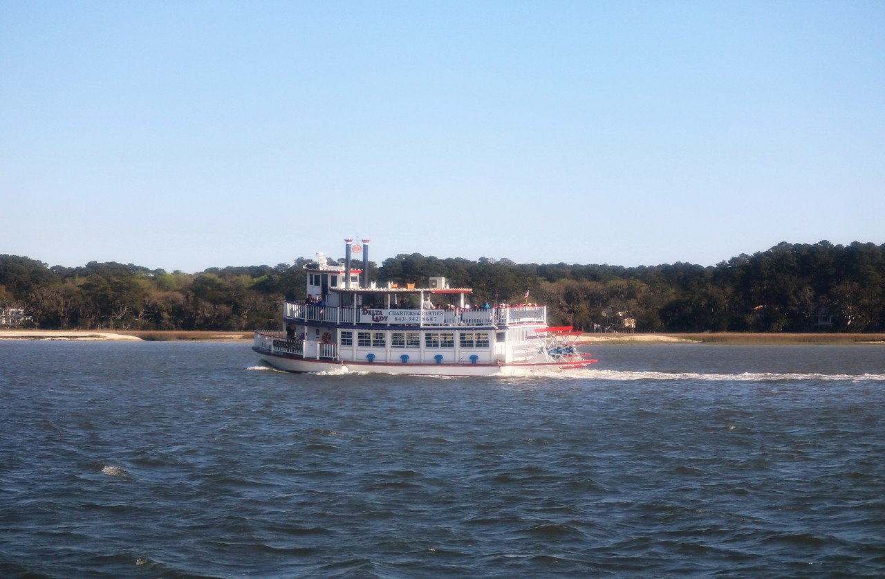 Savannah Riverboat