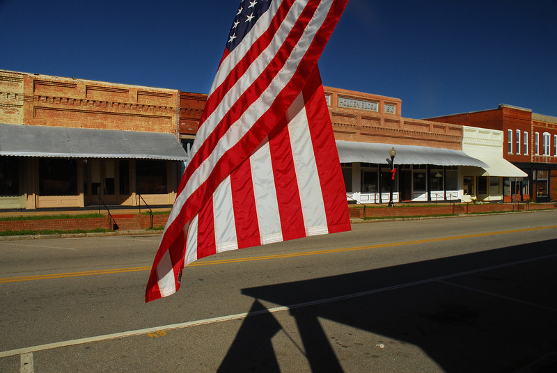 Crawfordville, GA (Taliaferro County) November 2009