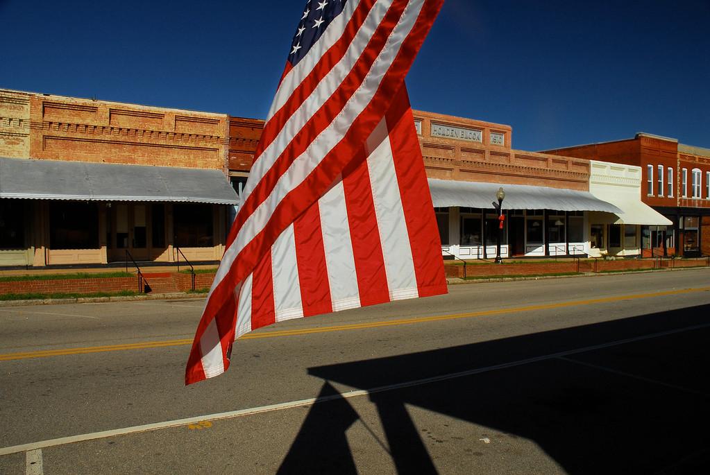 Crawfordville, GA (Taliaferro County) November 2009