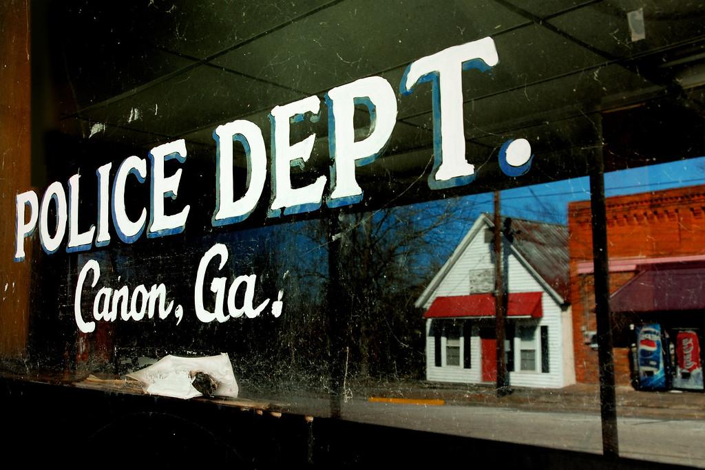 Canon, GA (Franklin County) January 2011