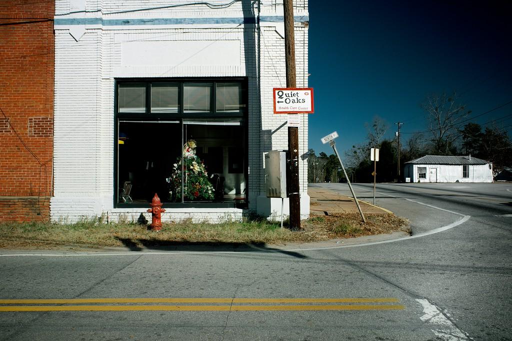Crawford, GA (Oglethorpe County) December 2014
