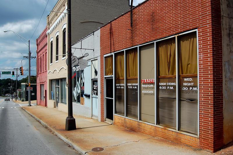 Monroe, GA (Walton County). 2007