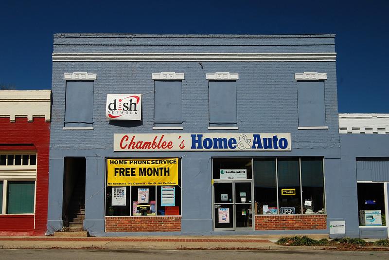 Sparta, GA (Hancock County). 2008