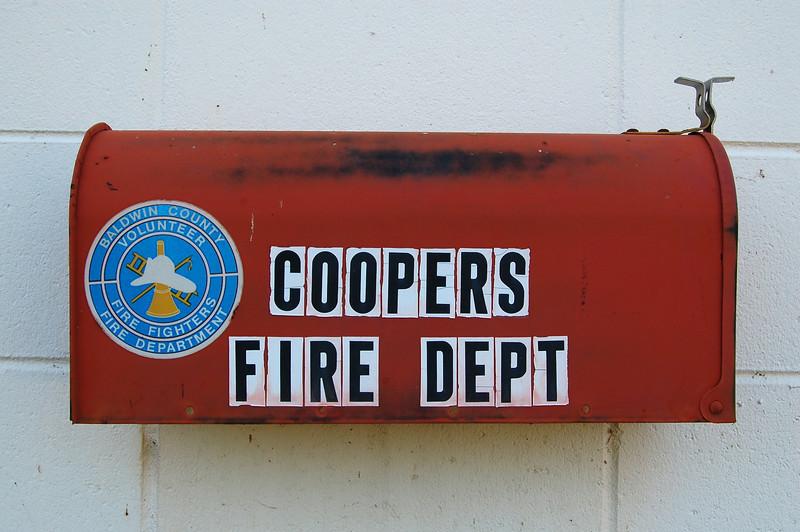 Coopers, GA (Baldwin County) 2007