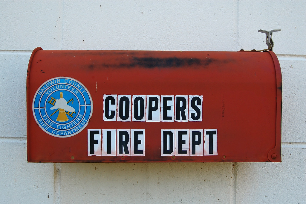 Coopers, GA (Baldwin County) 2007