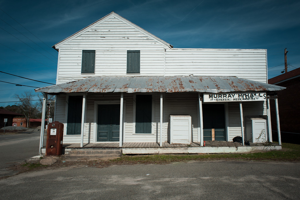 Toomsboro, GA (Wilkinson County) December 2015