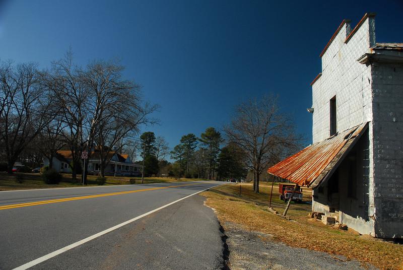 Rayle, GA (Wilkes County) January 2010