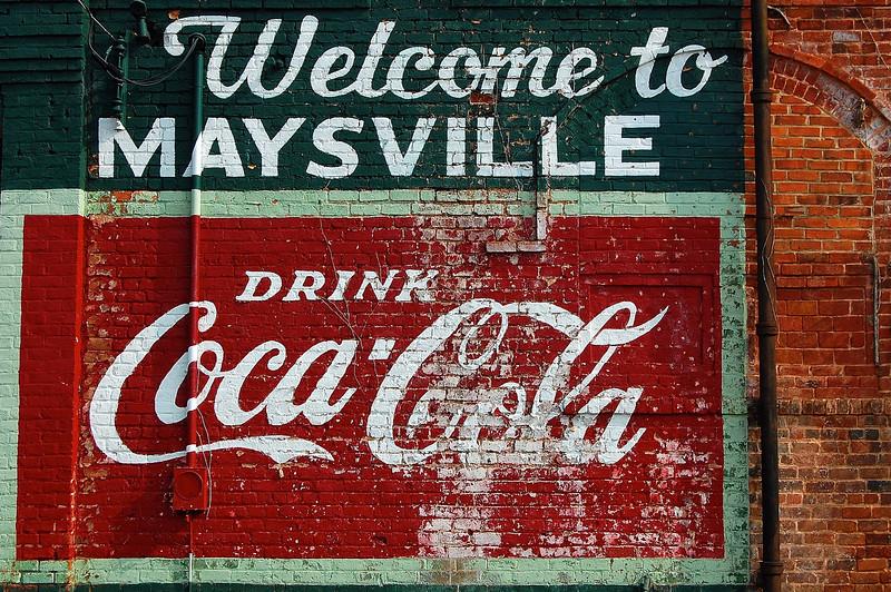 Maysville, GA (Jackson County). 2007