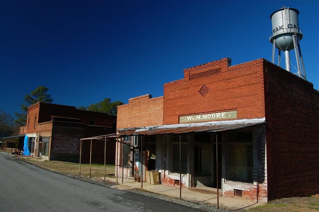 Camak, GA (Warren County) 2008