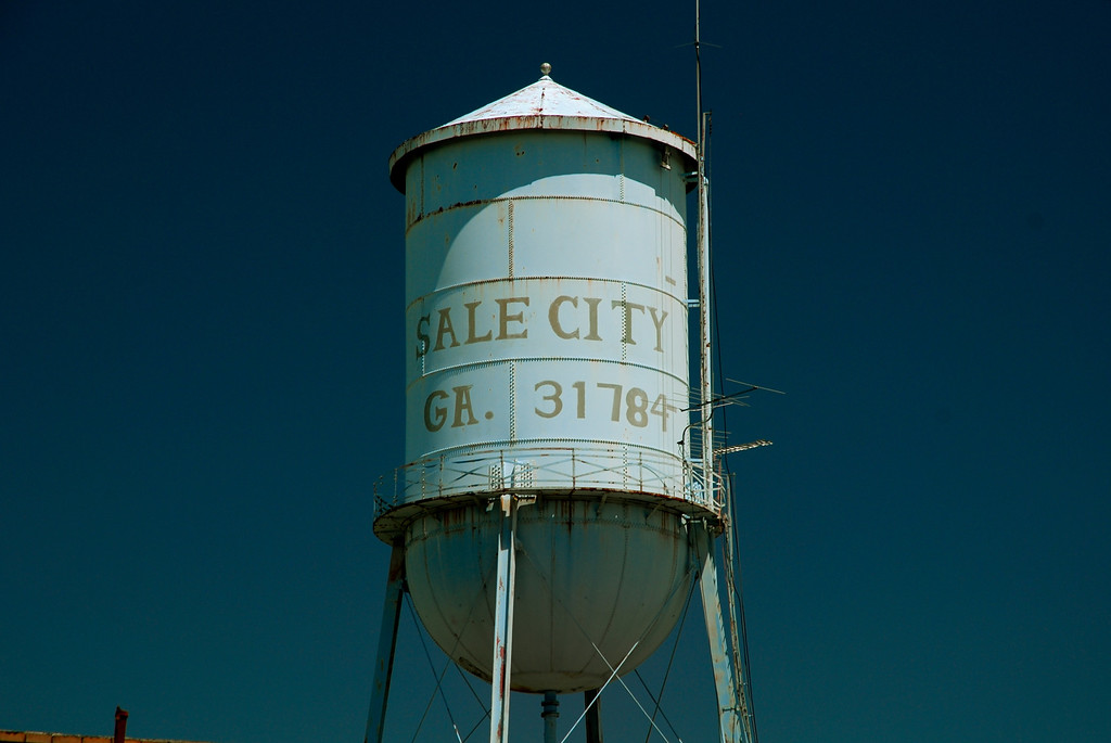 Sale City, GA (Mitchell County) April 2011