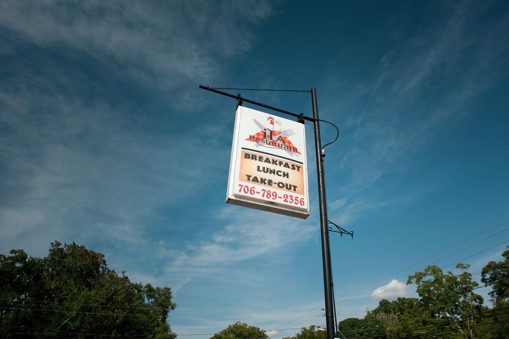 Ila, GA (Madison County) September 2015