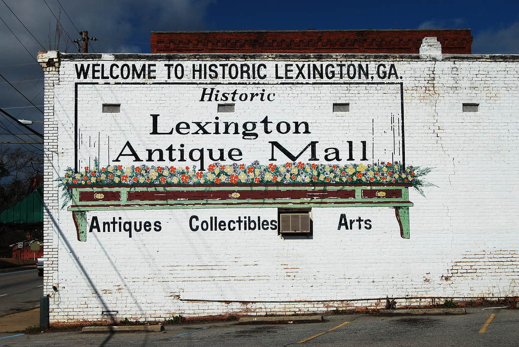 Lexington, GA (Oglethorpe County) 2008