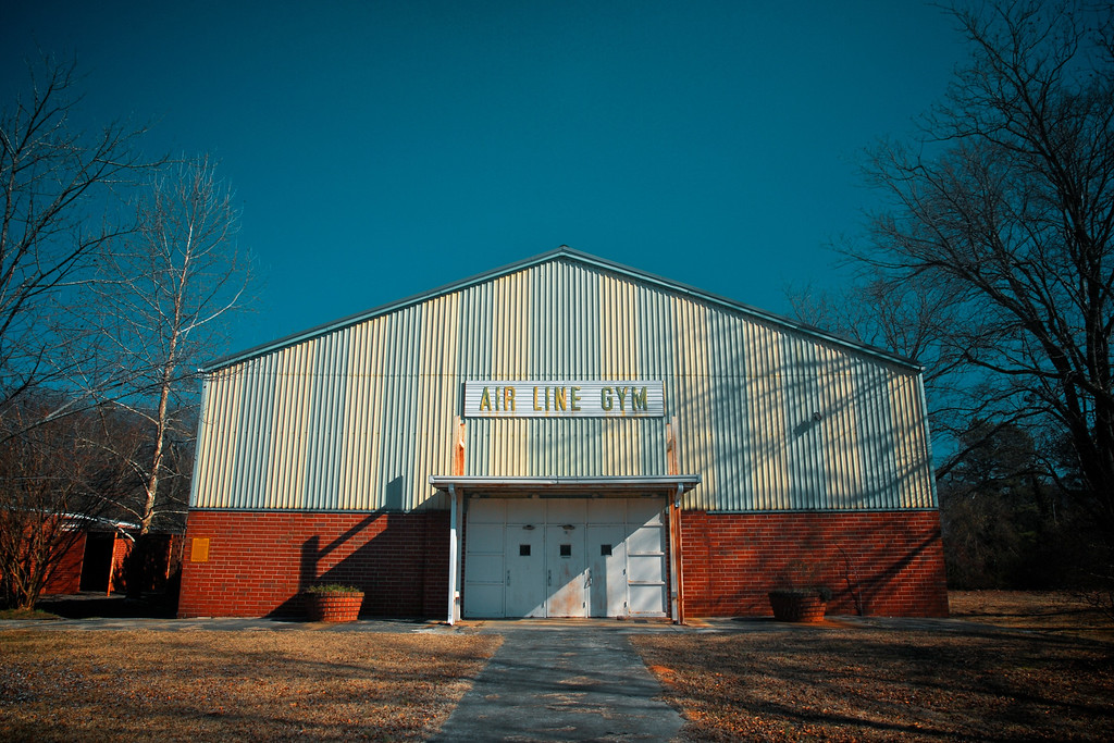Airline, GA (Hart County) January 2011