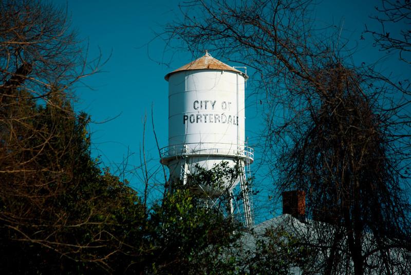 Porterdale, GA (Newton County) January 2011