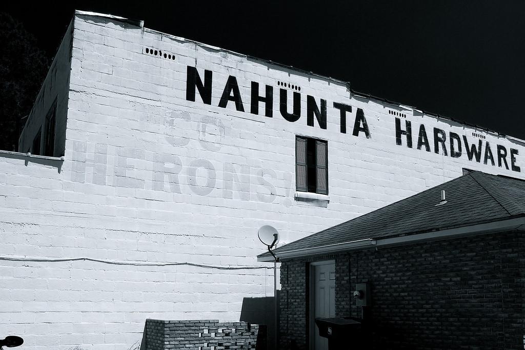 Nahunta, GA (Brantley County) April 2009