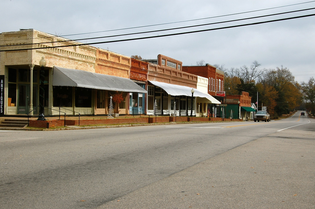 Crawfordville, GA (Taliaferro County) 2007