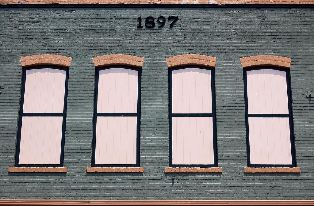 Washington, GA (Wilkes County) 2007